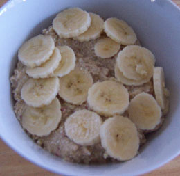 Sprouted Buckwheat Porridge