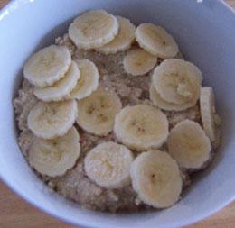 Sprouted Buckwheat Porridge