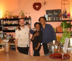 The Farmacy Juice and Tonic Bar