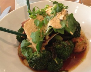 Red Tofu Curry at Plant