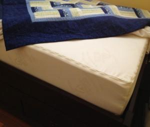 organic vegan latex mattress
